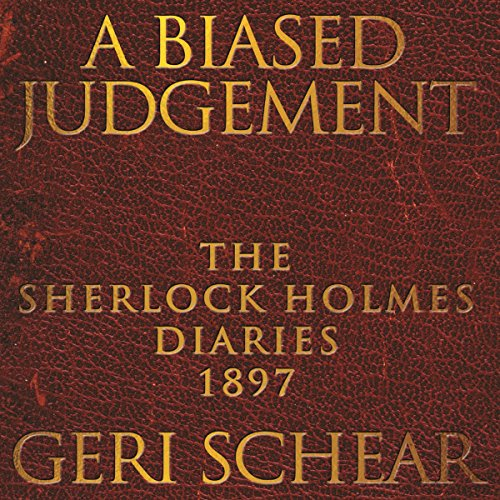 A Biased Judgement audiobook cover art