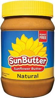 sunbutter peanut butter