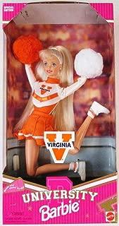 Barbie University Virginia Cheerleader Doll