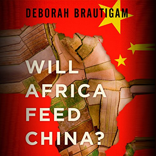 Will Africa Feed China? audiobook cover art