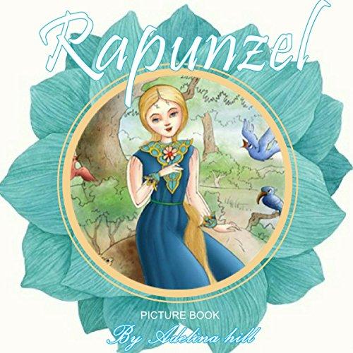 Rapunzel audiobook cover art