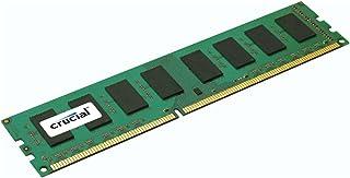 Crucial 8GB Single DDR3L 1066 MT/s (PC3-8500) QR x8 RDIMM 240-Pin Server Memory CT8G3ERSLQ81067