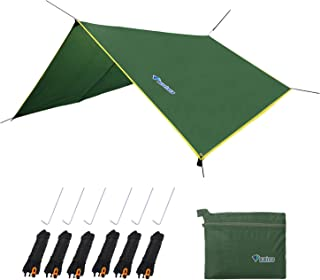 tarp canopy for camping