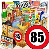 24er Allerlei / Geschenk Set / Geburtstag 85 / DDR Paket Mutter