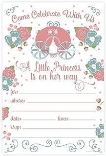 baby shower fill in invitations