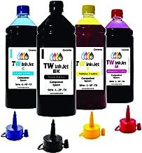 4 Litros de Tinta P/Multifuncional Epson L396 TW Ink-Jet +