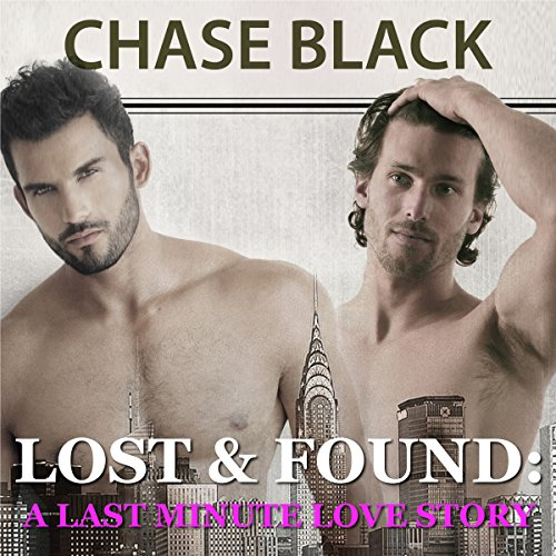 Lost & Found audiobook cover art