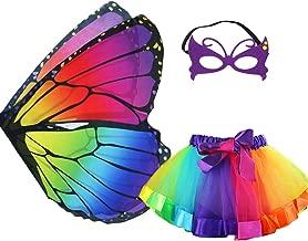 tutu butterfly costume toddler girl