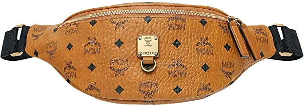 MCM Women's Fursten Visetos Belt Bag Small