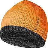 elysee Thinsulate Mütze - orange/grau