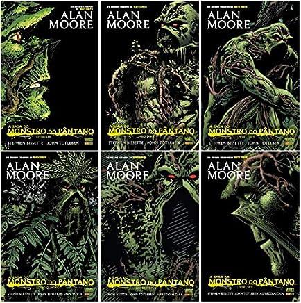 A Saga do Monstro do Pântano - Livro 4 - Nova Edição