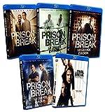 The Prison Break (The Complete 1 - 4 Season & The Final Break)