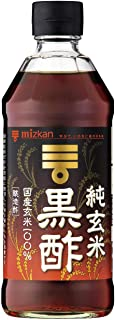 ミツカン 純玄米黒酢 500ml ×2本