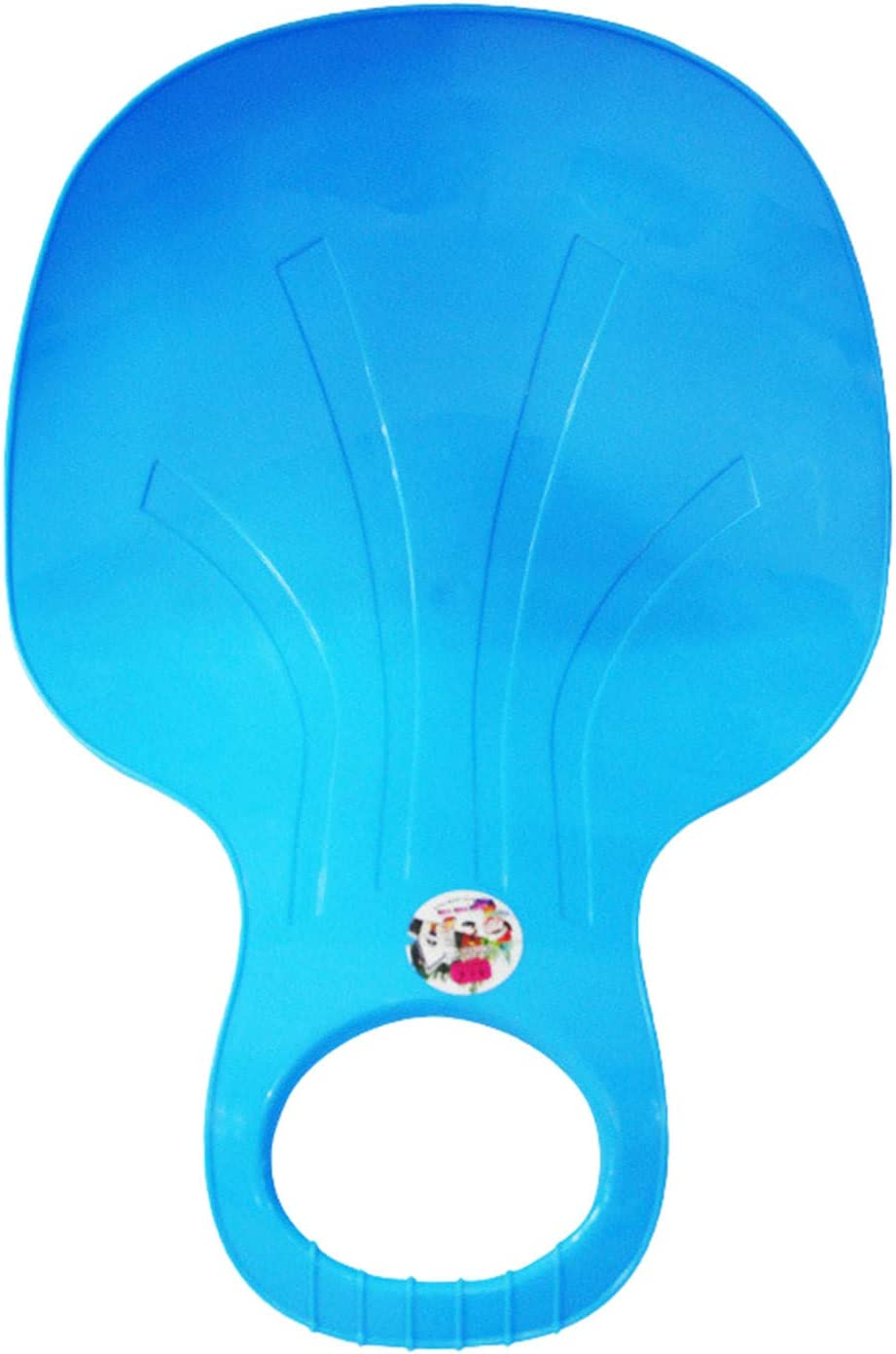 Great for Winter Snow Sleds Snow Sled Pad Durable Plastic -Lightweight Flexible Flyer Downhill Sleds for Kids and Adult