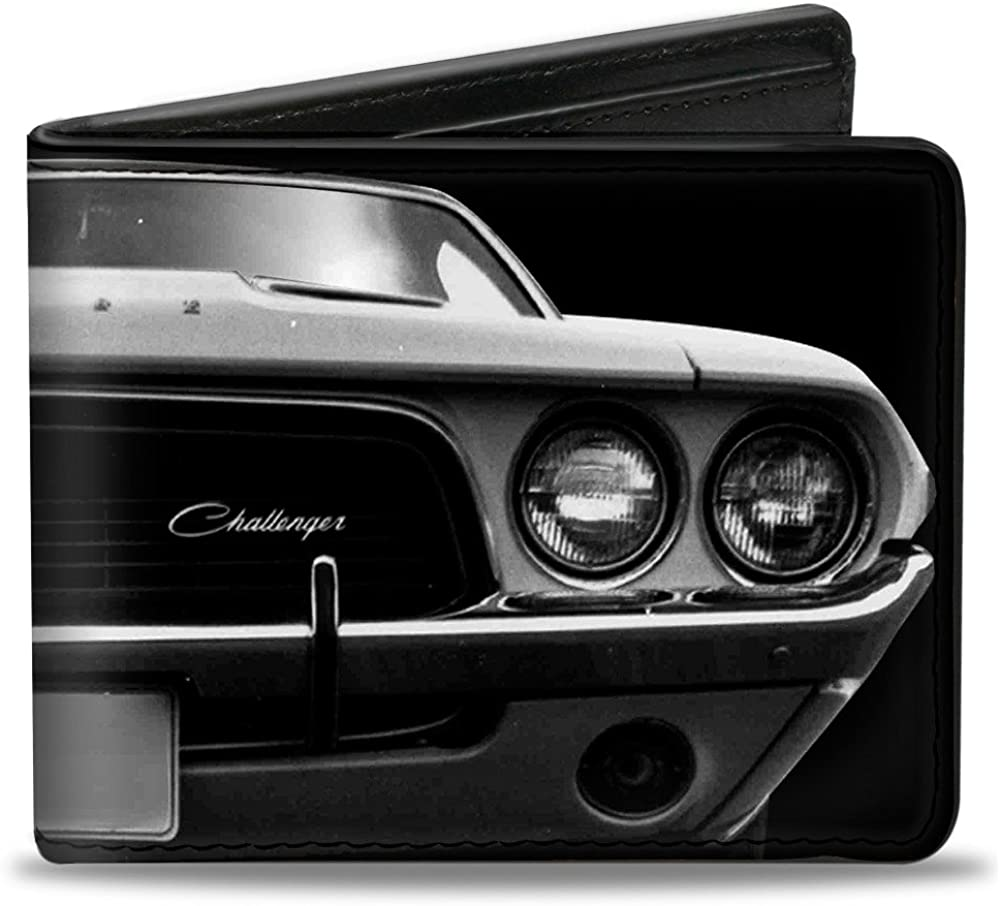 Buckle-Down Bifold Challenger Miami Mall Limited time sale Wallet