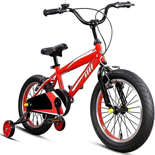 contador genuino Axdwfd Infantiles Bicicletas Bicicletas Bicicletas Bicicletas para Niños Bicicletas para Niños, ruedas de entrenamiento para bicicletas para Niños Bicicletas de 14 pulgadas para Niños y niñas, aptas para Niños de 2 a 5 año  respuestas rápidas
