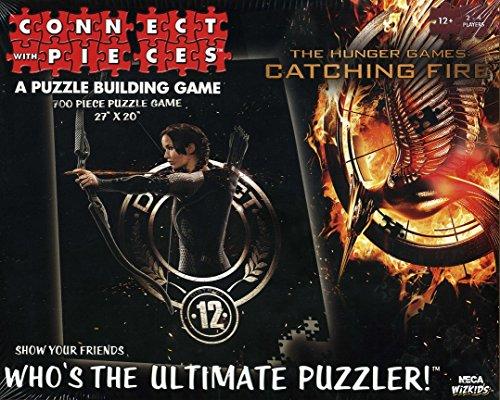 Los Juegos del Hambre - Puzzle The Hunger Games de 700 Piezas (NECA PE71221ACCPOS)