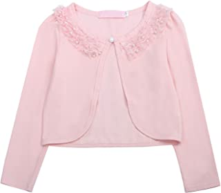 4c052a8404fb Amazon.com  Pinks - Shrugs   Sweaters  Clothing