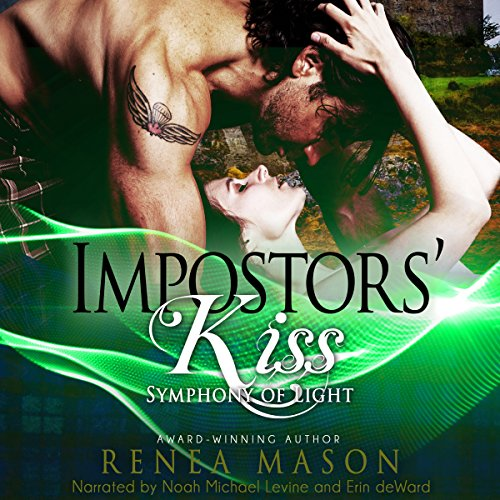 Impostors' Kiss audiobook cover art