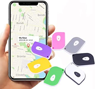 $64 » Auoeer Key Finder, Mini Bluetooth Tracker Devices, Anti-Lost Chip, GPS Remote Controls, Item Finder Smart Tracker, Phone L...
