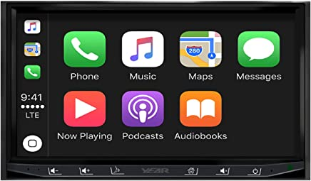$209 Get ATOTO Year Series in-Dash Double Din Digital Media Car Stereo - SA102 CarPlay & Android Auto Receiver w/Bluetooth, AM/FM Radio Tuner,USB Video & Audio,and More