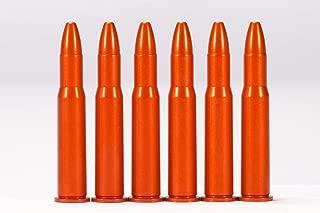 A-ZOOM 30-30 Win SNAP Cap, Orange, 6PK