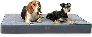 Bedsure Large Orthopedic Memory Foam Dog Beds for Large Dogs, Tempurpedic Dog Bed,..