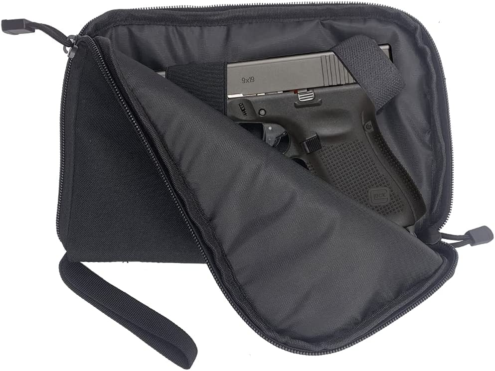 Pistol Ranking TOP11 Bag Rug Soft Case Gun Pouch O for Shooting Memphis Mall Handgun