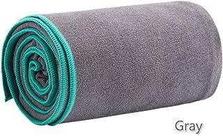 DubeeBaby Non Slip Absorbent Microfiber Hot Yoga Towel for Yoga