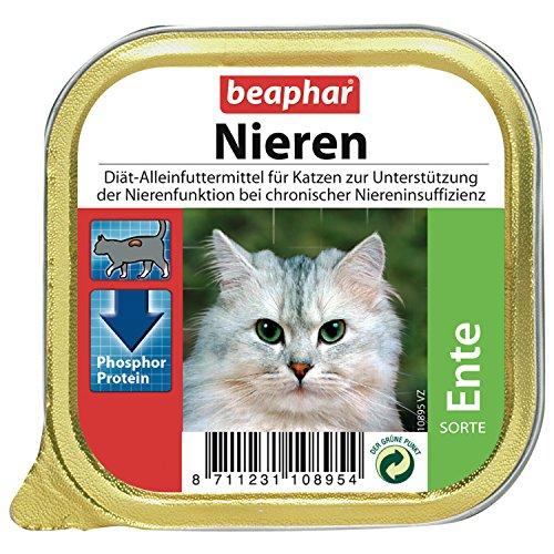 beaphar Nierendiät +Ente, 1er Pack (1 x 100 g)