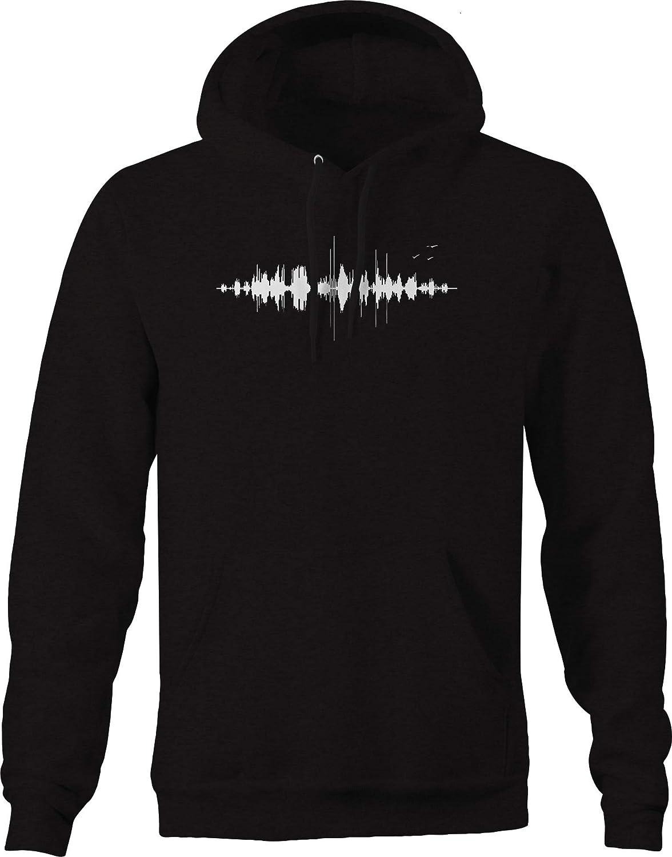 Novelty Inc Soundwave Music shop Men Black At the price of surprise for Hoodies