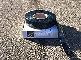 Bande autocollante de réparation d?asphalte, bitume, tarmac à chauffer pour joints 30mm de large x 10m de longueur - Allées, routes et chemins