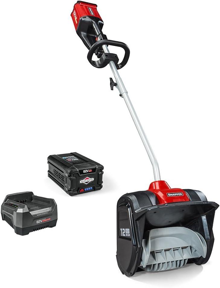 Snapper Max 50% OFF 1687919 Snow [Alternative dealer] Shovel Kit Red Black