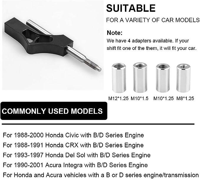 Car & Truck Interior Parts Motors Purple Manual M10x1.5 4 ...