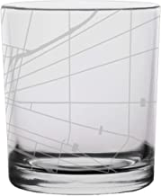 buffalo etched glassware