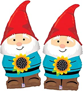 Set of 2 Adorable Lawn Gnome 34