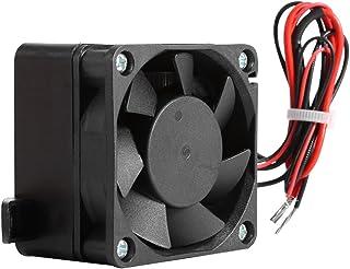 Zunate Calentador PTC, Incubadora de calefacción de Espacio pequeño del Calentador de Carro de Ventilador de Temperatura Constante(24V 150W)