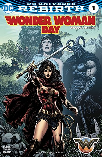 Wonder Woman (2016-) #1: Wonder Woman Day Special Edition (2017) (English Edition)