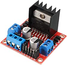 uxcell® L298N Stepper Motor Driver Controller Board Dual H Bridge Module for Arduino Electric Projects