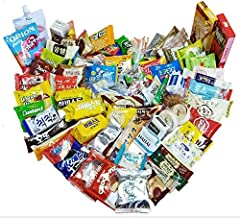COKOYAM AYCE Korean Snack Box (Variety Assortment of Snacks / Over 80 Items)