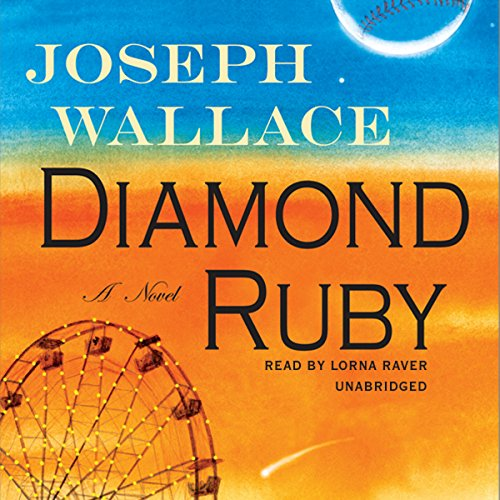 Diamond Ruby audiobook cover art
