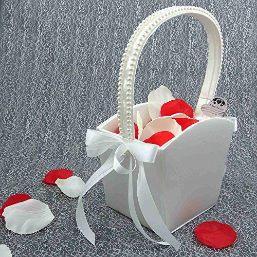 Satin Streukörbchen für Blumenkinder - 2