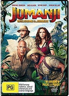 Jumanji: Welcome to the Jungle (DVD)