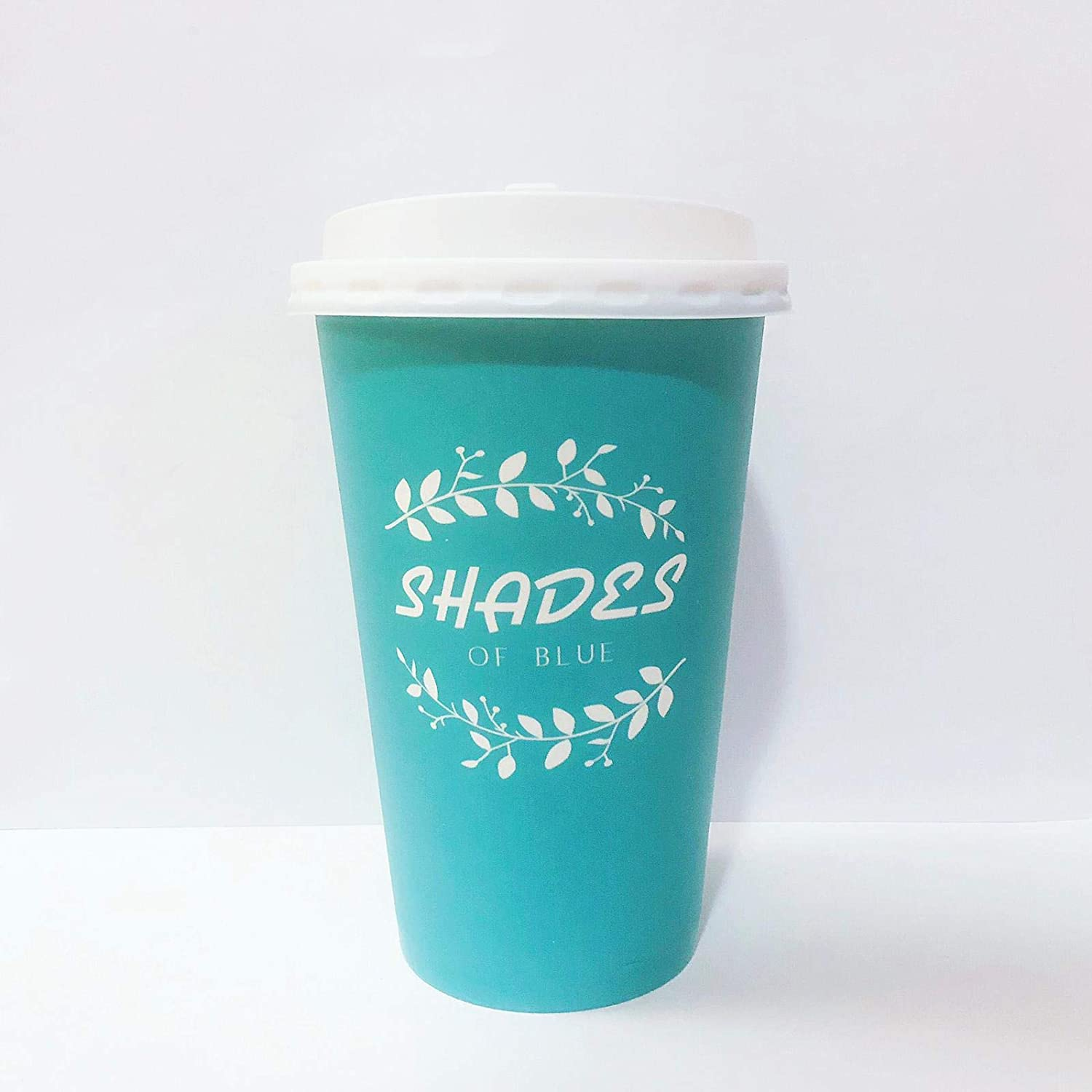 Disposable Tiffany Blue Paper Coffee Cup All items free shipping with 16 To - Lids OZ Limited time trial price Go