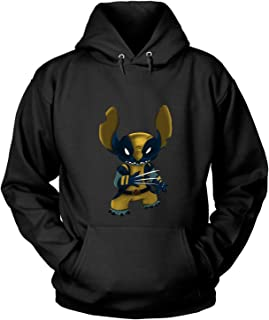 NEBNECK Lilo and Stitch T Shirt, Stitch T Shirt - Hoodie