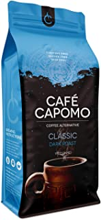 Capomo Herbal Coffee Substitute - Acid, Caffeine And Gluten Free - Natural Dark Roast - Maya Nut - 11 oz.'s - From Tattva'...