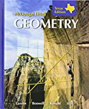 Best Geometry Textbooks - McDougall Littell Geometry Texas Edition (Hardcover) Review