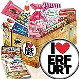 I love Erfurt - DDR Süßigkeiten - schön Geschenke Erfurt