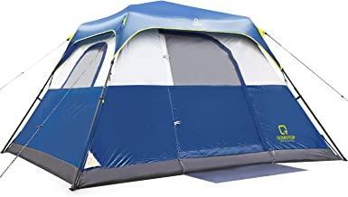 QOMOTOP Camping Tents, 4/6/8/10 Person Instant Set Up...
