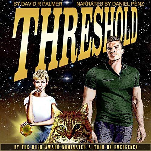 Page de couverture de Threshold